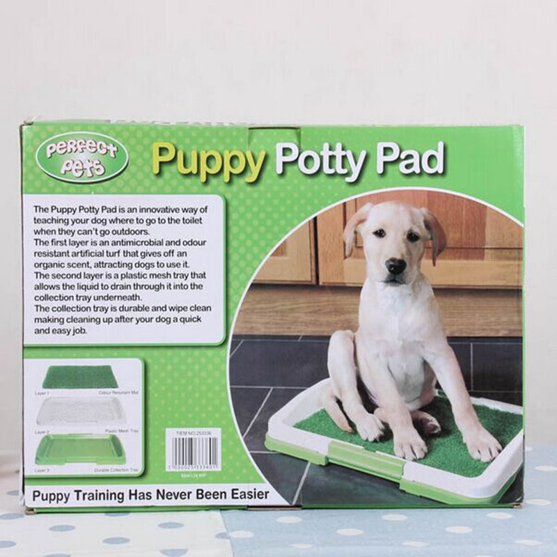 Factory wholesale pet toilet, dog toilet indoor pet cushion toilet Free shipping as seen on TV 2014(China)