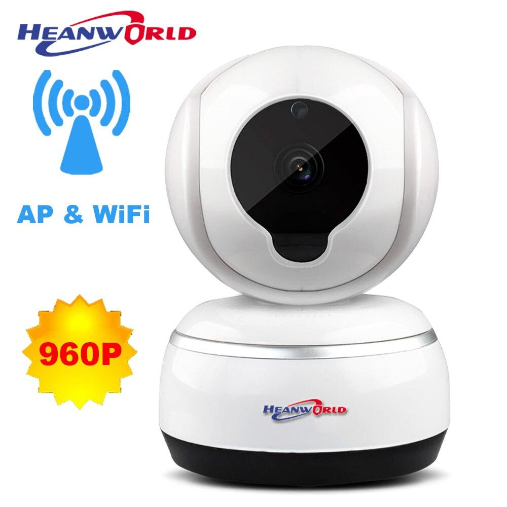 IP Camera WiFi 960P HD IP Wireless Camera 1.3MP CCTV Security Camera surveillance Smart Home Cam Baby Monitor Audio SD Record<br>