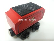 Thomas & Friends Wooden No.5 James Tender Magnetic Toy Train Brand Loose New In Stock & Free Shipping