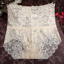 Buy 2017 High Waist Cotton Underwear Women Seamless Panties Sexy Lace Underwear Women Lingerie Tanga Sexy G Strings Women Panties
