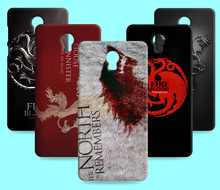 Ice and Fire Cover Relief Shell For Lenovo vibe shot Z90-7 Cool Game of Thrones Phone Cases For Lenovo Vibe P1 P1C58