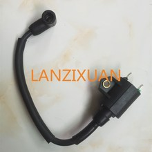 Free shipping Hangkai 2 stroke 4 hp outboard boat motors outboard engine parts ignition coil(China)