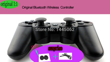 High Quality original 11 colors NEW Blue packaging Wireless Bluetooth SixAxis Game Gamepad For PS3 controller