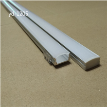 5set/lot 50cm 20inch 12mm strip led aluminium profile , led bar light with 5050 strip for kitchen ,armoire,or cabinet
