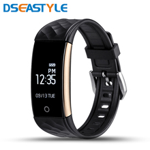 S2 Smart Band Bracelet Wristband Heart Rate IP67 Waterproof Bluetooth Smartband For iPhone Xiaomi Huawei Smartphone