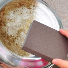 98 x 70 x 25mm Sponge Kitchen Nano Emery Clean Rub Pot Except Rust Focal Stains Sponge Eraser Toilet Sponges Pads Cleaner