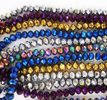 3MM 145 piece/lot Bicone crystal beads Cut Faceted Round Glass Beads