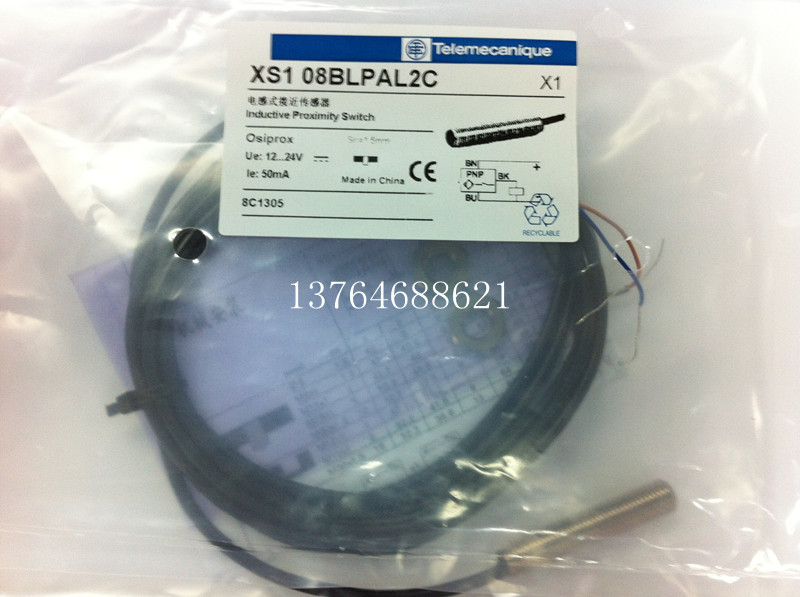 high quality XS108BLPAL2C PNP   Schneider s proximity switch<br>