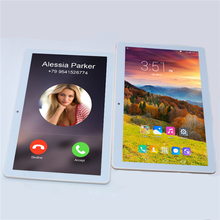 "10.1"" Android 6.0 Tablet MTK6582 IPS 3G GSM 5000mAh Quad Core phone call tablet pc1GB/16GBDual Camera GPS Bluetooth FM Wifi"