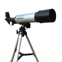 50/360mm Refractor Telescope Astronomic Professional Science Toys Astronomical Telescope for Students and Children