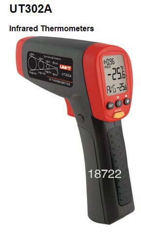 New UNI-T UT302A 450 C 20:1 Infrared Thermometer<br><br>Aliexpress
