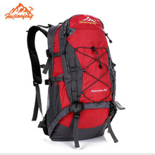 Buy Brand Outdoor 40L Knight Waterproof nylon Unisex Foldable camping hiking Climbing mountaineering Backpack Travel Sport Bags for $31.37 in AliExpress store