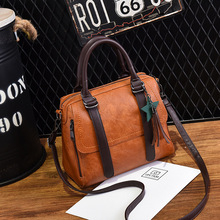 Buy Brand Fashion Female Shoulder Bag Nubuck Leather women handbag Vintage Messenger Luxury Bags Motorcycle Crossbody Women Handbag for $15.92 in AliExpress store