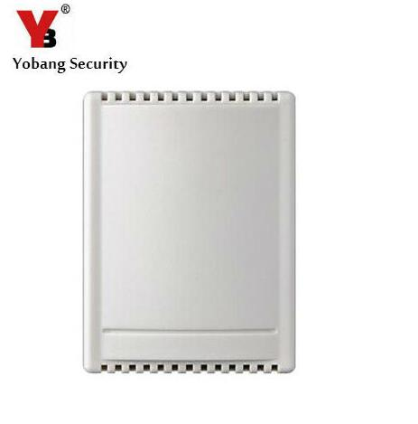 Yobang Security 433Mhz 4 Channel Wireless Relay Outputs Control Home Appliances Fit for WIFI/GSM Burglar Auto Dial Alarm System<br>