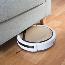 2017 V5s Pro Intelligent Robot Vacuum Cleaner with 1000PA Suction Dry and Wet Mopping(China)