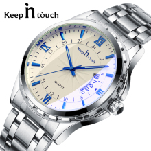 Relogio masculino Men Watch Waterproof Noctilucent Casual Top Luxury Brand Man Wristwatches Retro Luminous Calendar Clock(China)