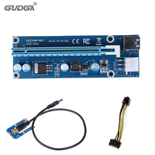 Riser card Mini PCI-Eextender to PCIE 16X Card Slot Expansion to USB 3.0 Interface Adapter Riser Card for video graphics card(China)