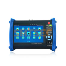 New products 7 in touch screen Multi-function AHD,Analog & IP Camera CCTV Video Tester HD Tester Smart security IPC-6800A