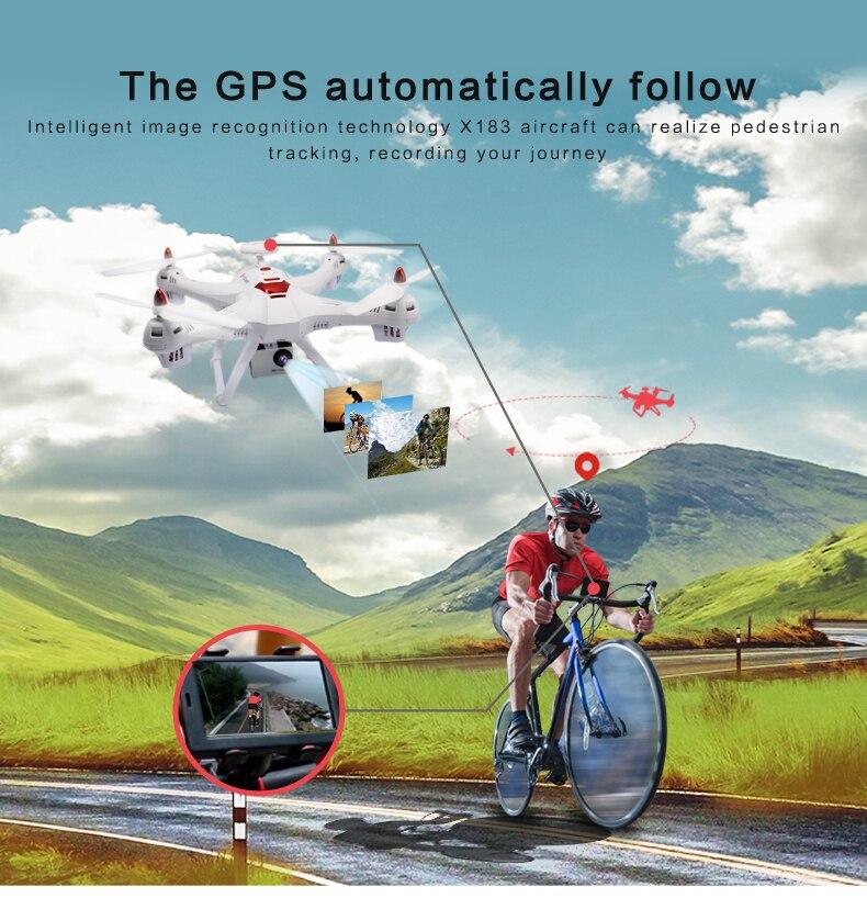 X183 Dual GPS Drone Follow me (9)