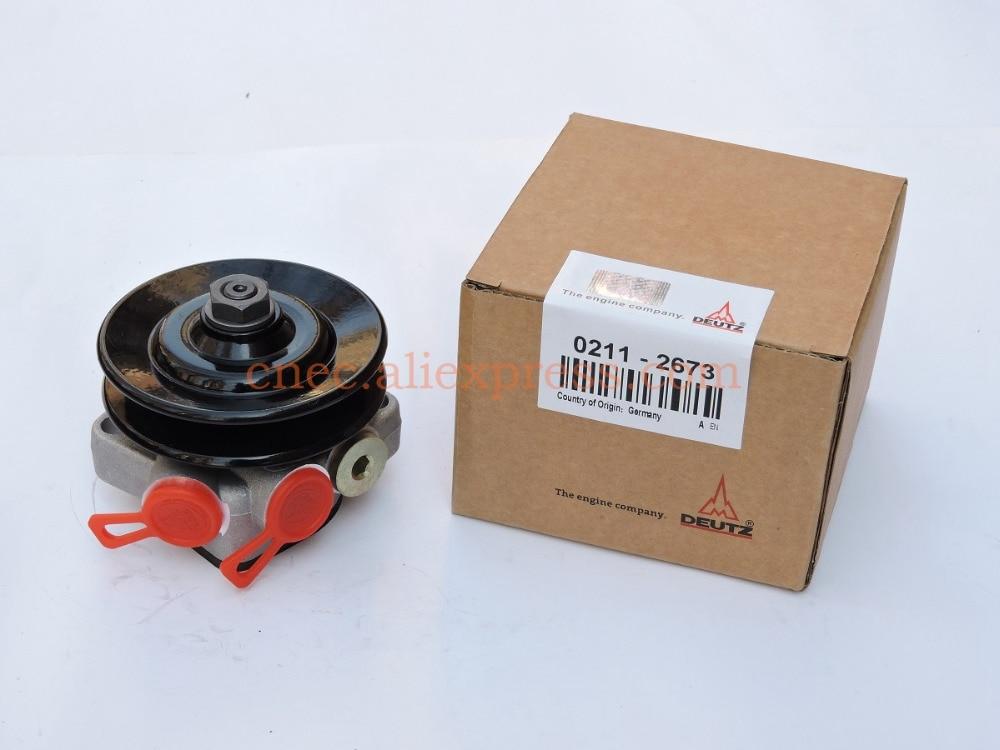 Fuel Transfer Lift Pump 02112673 02113800 for Deutz BF4M2012 BF6M2012 BF6M1013+FAST SHIPPING<br>