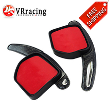 VR RACING - new Paddle Shift Extensions Audi Steering Wheel Shifters Gear Carbon Fiber VR-QT11 VRracing Store store