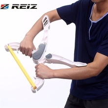 REIZ Wonder Arms Exercise Band Upper Body Arm Biceps Shoulder Chest Back Workout Machine Brawn Training Device Fitness Equipment(China)