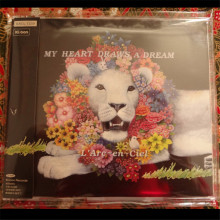 JY-01 New Seal: - L'Arc ~ en ~ Ciel CD light disk Japanese version MY HEART DRAWS A [free shipping]
