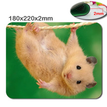 220*180*2mm New Style Funny Funny Mouse Animal mouse pad Design Rectangle Non-Slip Rubber Durable Gaming Mouse Pad Mousepad...(China)