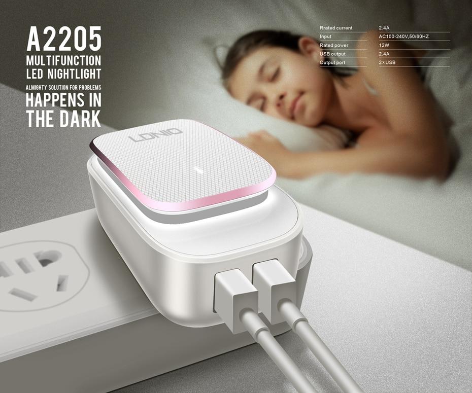 LDNIO wall charger (1)