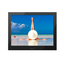 "Faismars 12.1 Inch Metal Case 1400*1050 Resolution LCD Monitor PC 12.1"" Embedded Frame Industrial Monitor With VESA Gift"