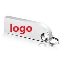(customized LOGO,Corporate gifts, advertising ) Metal Usb Flash Drive 1gb 2gb 4gb 8gb 16gb 32GB Flash Disk usb stick 1000pcs/lot