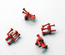 4pcs / lot 1/87 Model Train ho scale train accessories whistle K Free Shipping