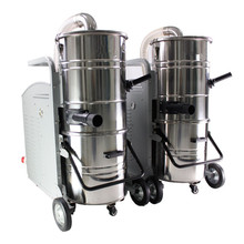 factories with high-power vacuum cleaners / large dust wet and dry vacuum cleaners