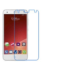 5 Pcs Ultra Thin Clear HD LCD Screen Guard Protector Film With Cleaning Cloth For ZTC Blade S6!(China)
