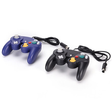1 Pc Game Shock JoyPad Vibration For Nintendo for Wii GameCube Controller(China)
