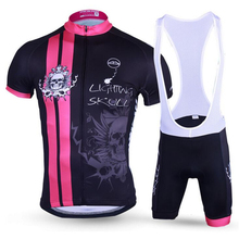 Buy CKAHSBI 2017 Cycling Jersey+Bib Shorts Italy Pad Set Man Team Sets MTB Men Bike Bicycle Ropa Ciclismo Cycling Clothing for $33.98 in AliExpress store