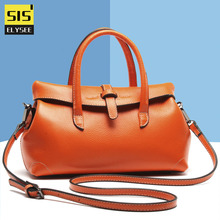 Soft Hot Sale Purses And Handbags 2016 New Women Doctor Bags  Fashion Women's Bag Horse Decoration Totes Bag Messenger Bags