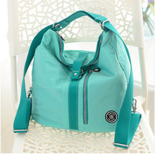 Factory direct sales Waterproof Nylon Lady Shoulder Bag School High Quality Fashion Kip 2 species Style sac femme handbag