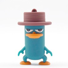 2015 duckbill cartoon pendrive 64gb 32gb 16gb Animal usb flash drive cute platypus stick - Chao Yi-Long disk Franchise Store store