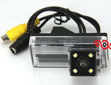 4 LED Sony CCD HD Special Car Rear View Reverse backup Camera rearview reversing for TOYOTA LAND CRUISER 200 LC200 REIZ