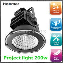 200w LED flood light High power bay light , Stadium lights , heat dissipation  technology, outdoor light IP 65, 3 years warranty