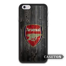 Arsenal Football Big Fans Protective Case For iPhone 7 6 6s Plus 5 5s SE 5c 4 4s and For iPod 5