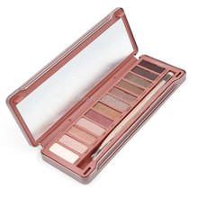 Eyeshadow With English Names Palette Brand Makeup 1pcs 12 Color Eyeshadow Palette Makeup Kit Eye shadow(China)