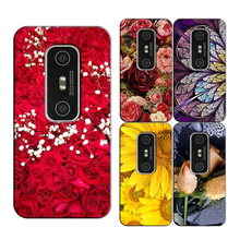 for HTC EVO 3D G17 X515m Original Print Phone Case Hard Plastic Back Cover Bags Cases Capa New Fashion