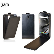 Uhans A101 Case J&R Brand Vertical Phone Bags Flip Cover PU Leather A101S 5.0 inch - MeiQi Trading Store store