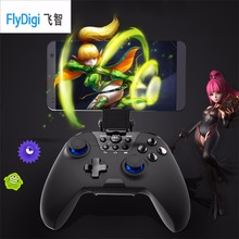 FiyDigi 2.4GHz Wireless Game Controller Gamepad Joystick For Android TV Box PC GPD XD Phone Converter Computer Game Controllers