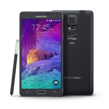 Original Verizon Version Samsung Galaxy Note 4 Note4 N910V LTE Mobile Phone 5.7 inch Quad-Core 16MP 3GB 32GB GPS NFC Smart phone(China)