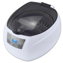 Nail tools Ultrasonic Cleaner with Digital Timer  - 750ML for Dental tools, Watch, earing, necklack & Salon Beauty Equipment