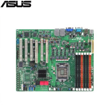 original Used Server motherboard For Asus P7F-C/4L P7F-C 4L P7F-C-4L Socket 1156 Maximum 6*DDR3 8GB 6xSATAII ATX(China)