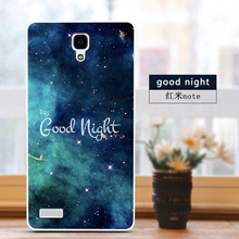 "Buy Xiaomi Redmi Note 1 soft phone cover silicon case Cute cartoon stupid zerba style painting 5.5"" Hongmi Note1 for $5.69 in AliExpress store"
